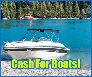 Cash For Boats!
