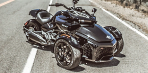 Can-Am Spyder 3 Wheel Motorcycle