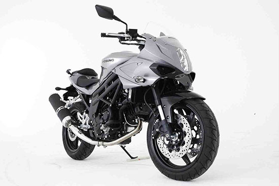 sell your hyosung motorcycle online