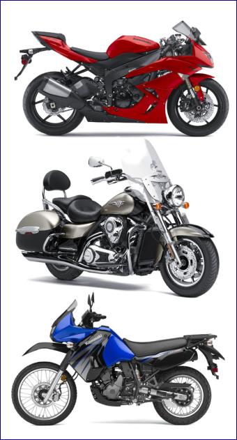 we buy kawasaki motorcyles