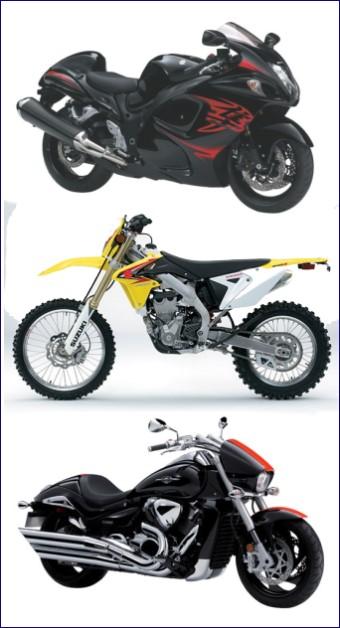 sell us your suzuki motorcycle
