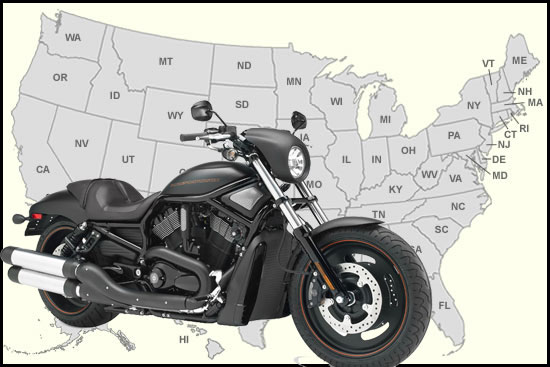 Sell Your Motorcycle in Georgia