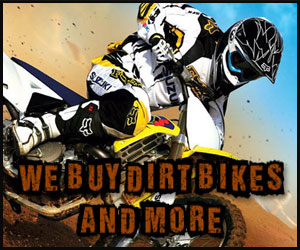 We Buy Dirt Bikes