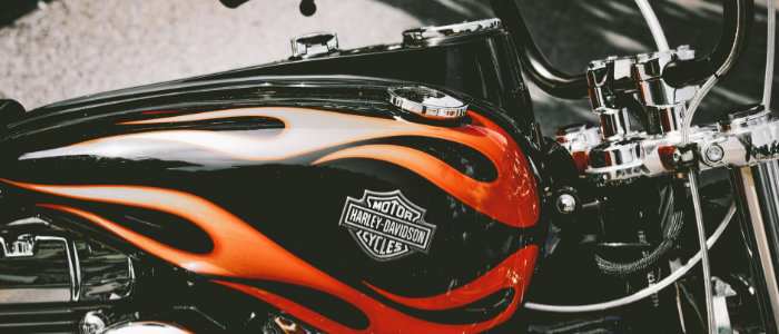 Jacksonville and Harley-Davidson Motorcycles