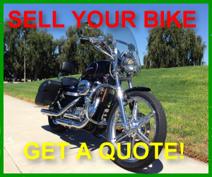 Sell Your Motorcycle Get a Quote!!